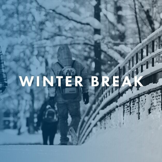 Winter Break Button